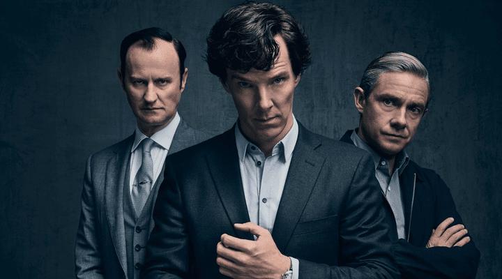 Detectives en Serie