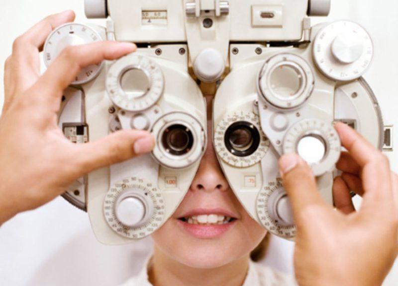 perito oftalmología