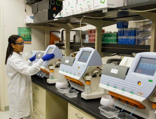 Peritos de microbiología