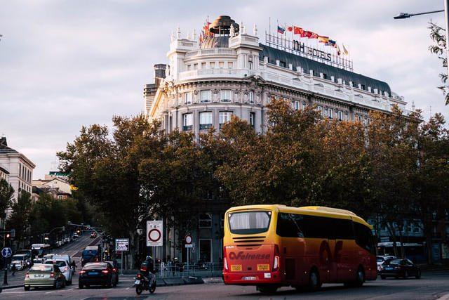 Perito Autobus Madrid