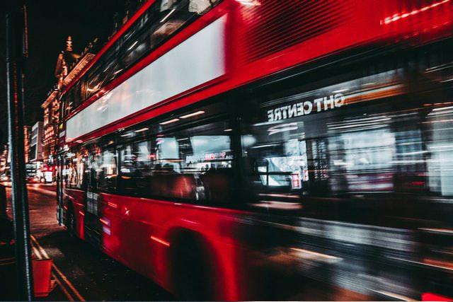 Informes periciales autobús